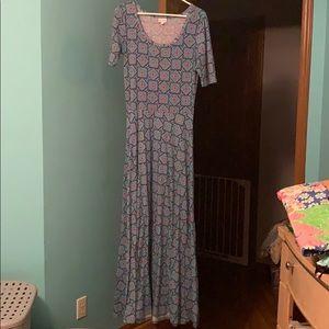Dresses & Skirts - LuLaRoe Ana size medium